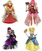 Игровой набор с куклой Ever After High День коронации (FJH12)