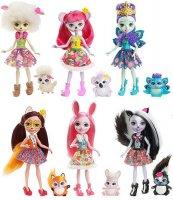 Кукла Enchantimals с любимой зверюшкой, в ассортименте (DVH87)