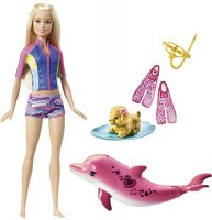 Кукла Barbie Морские приключения (FBD63)