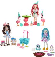 Игровой набор Enchantimals Кукла со зверушкой (FCC62)