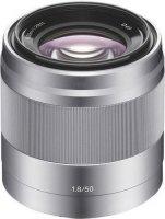 Объектив Sony для цифрового фотоаппарата (SEL50F18)