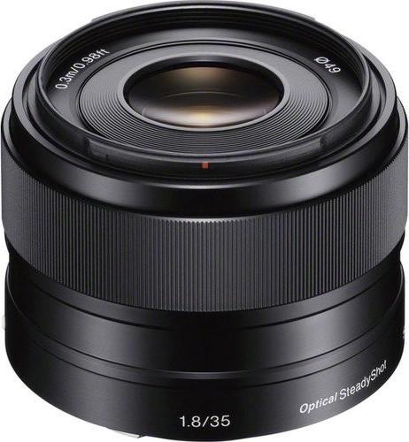 Объектив Sony премиум, 35mm f/1.8 (SEL35F18)