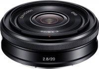 Объектив Sony 20mm f/2.8 E (SEL20F28)