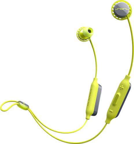 Купить Беспроводные наушники Sol Republic, Relay Sport Wireless Lime (SOL-EP1170LM)