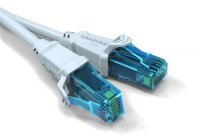 Патч-корд Vention UTP категории 5е, RJ45, прямой, 3 м, серый (VAP-A10-S300)