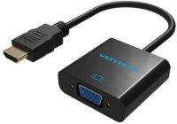 Мультимедиа конвертер Vention HDMI > VGA + аудио (VAA-V05)