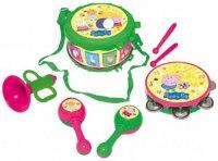 Набор музыкальных инструментов Peppa Pig 7 предметов (5372)