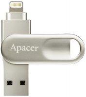 USB-флешка Apacer AH790 128Gb 3.1 Silver RP (AP128GAH790S-1)