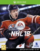 Игра для Xbox One EA NHL 18