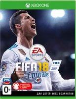 Игра для Xbox One EA FIFA 18