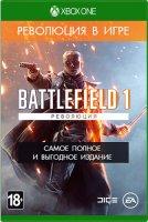 Игра для Xbox One EA Battlefield 1. Революция