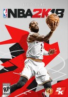 Игра для Nintendo Switch 2K GAMES NBA 2K18