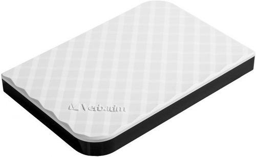 Купить Внешний жесткий диск Verbatim, Store'n'Go 1Тб Style White (53206)