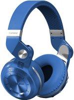 Беспроводные наушники с микрофоном Bluedio T2+ Blue