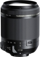 Купить Объектив Tamron, 18-200 мм F/3.5-6.3 Di II VC Nikon (B018N)