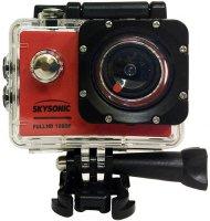 Экшн-камера Skysonic Just Red/Black