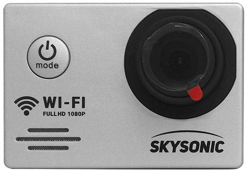 Купить Экшн-камера Skysonic, Active Silver/Black