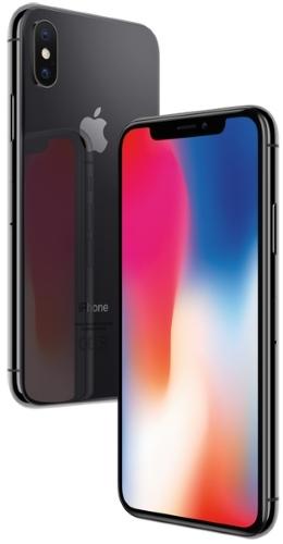 Купить Смартфон Apple, iPhone X 64Gb Space Gray (MQAC2RU/A)