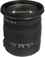 Объектив Sigma AF 17-50 f/2.8 EX DC HSM Canon (583954) фото