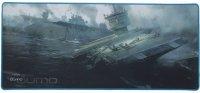 Игровой коврик Qumo Dead Navy (22483)