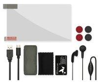 Комплект аксессуаров для Nintendo Switch Speedlink 7-In-1 Вlack