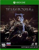 Игра для Xbox One WB Средиземье: Тени войны