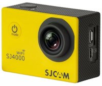Экшн-камера SJCAM SJ4000 WIFI Yellow