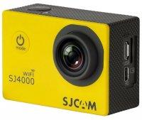Экшн-камера SJCAM SJ4000 WIFI Yellow