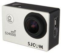 Экшн-камера SJCAM SJ4000 WIFI Silver