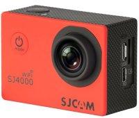 Экшн-камера SJCAM SJ4000 WIFI Red
