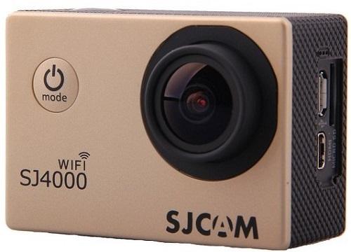 Купить Экшн-камера SJCAM, SJ4000 WIFI Gold