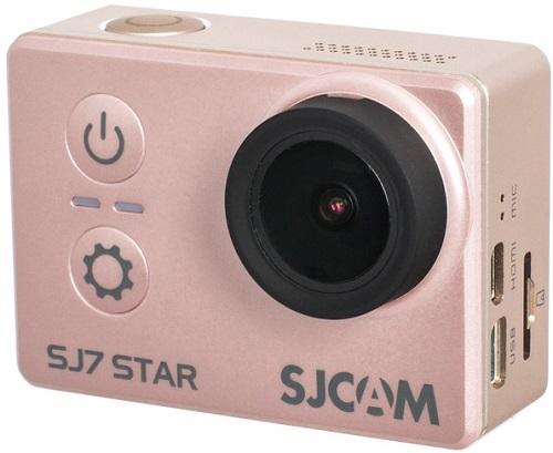 Купить Экшн-камера SJCAM, SJ7 Star Rose
