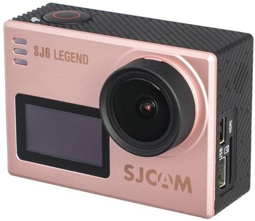 Купить Экшн-камера SJCAM, SJ6 Legend Rose Gold