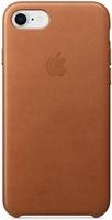 Чехол Apple, для iPhone 8/7 Leather Case Saddle Brown (MQH72ZM/A)  - купить со скидкой