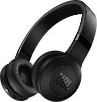 Беспроводные наушники с микрофоном JBL C45 BT Black (JBLC45BTBLK)