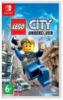 Игра для Nintendo Switch Nintendo Lego City Undercove