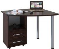 Компьютерный стол Сокол КСТ-102Л Венге