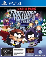 Игра для PS4 Ubisoft South Park: The Fractured but Whole фото