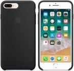 Чехол Apple для iPhone 8 Plus/7 Plus Silicone Case Black (MQGW2ZM/A)