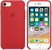 Чехол Apple для iPhone 8/7 Silicone Case Red (MQGP2ZM/A)