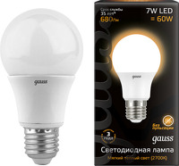 GAUSS LED A60 E27 7W 2700K (102502107)