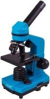 Микроскоп Levenhuk Rainbow 2L Azure (69037)