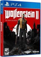 Игра для PS4 Bethesda Wolfenstein II: The New Colossus