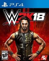 Игра для PS4 2K GAMES WWE 2K18 фото