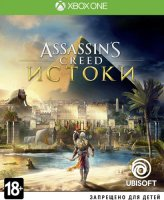Игра для Xbox One Ubisoft Assassin's Creed: Истоки
