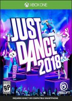 Игра для Xbox One Ubisoft Just Dance 2018