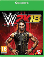 Игра для Xbox One 2K GAMES WWE 2K18 фото