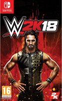 Игра для Nintendo Switch Take Two WWE 2K18