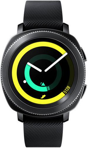 Купить Умные часы Samsung, Gear Sport Black (SM-R600NZKASER)