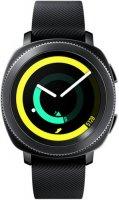 Умные часы Samsung Gear Sport Black (SM-R600NZKASER)